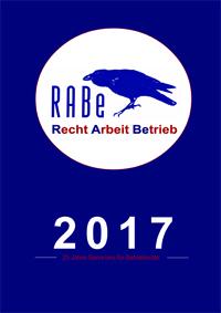 RABe Seminare - Seminarplan 2016
